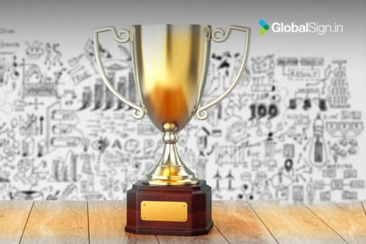 GlobalSign.in wins Marketing Events Awards 2013 for Best Online Driver