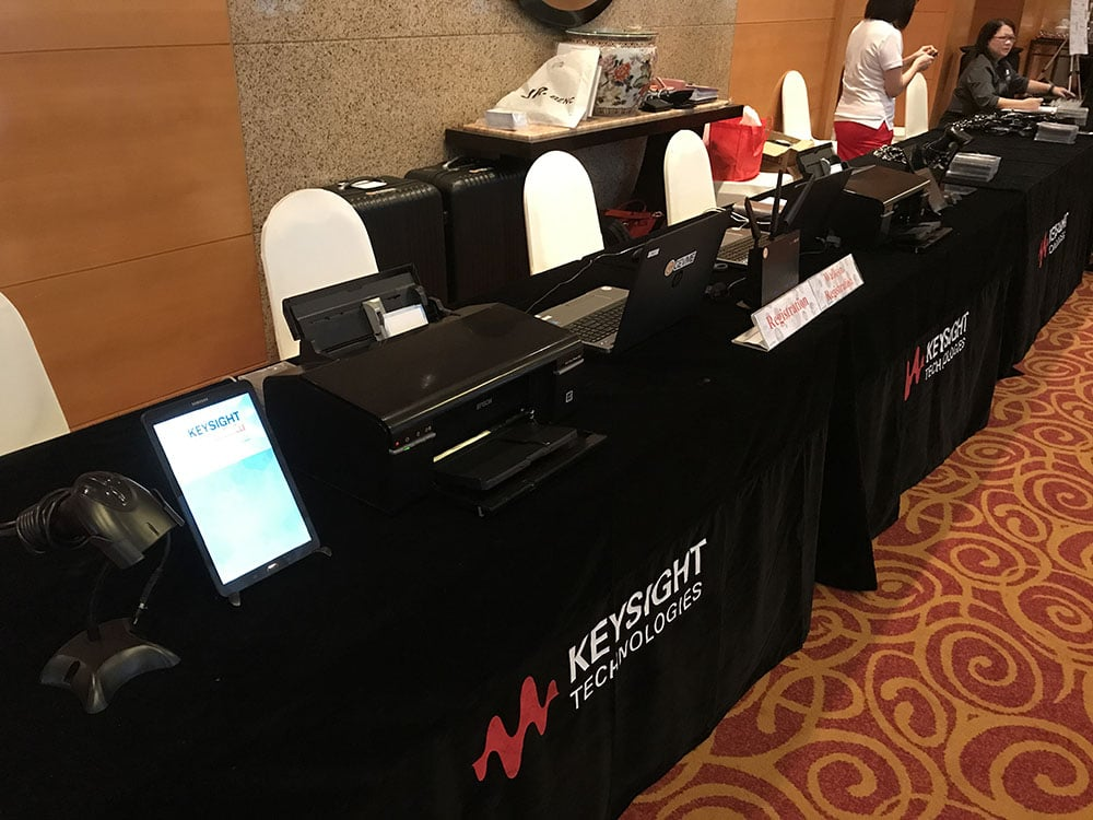 Keysight 2017 Penang powered by GEVME Globalsignin