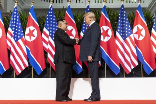 Trump–Kim Summit in Singapore: GEVME powers onsite registrations