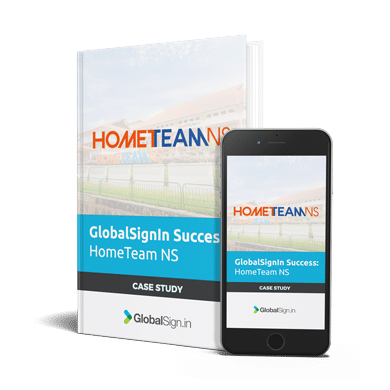 GlobalSignIn Success HomeTeam NS