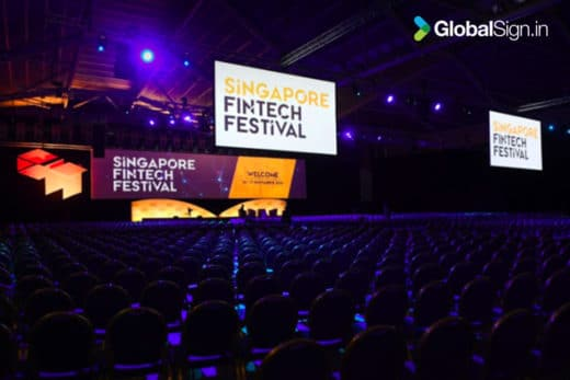 Highlights of Singapore FinTech Festival 2018
