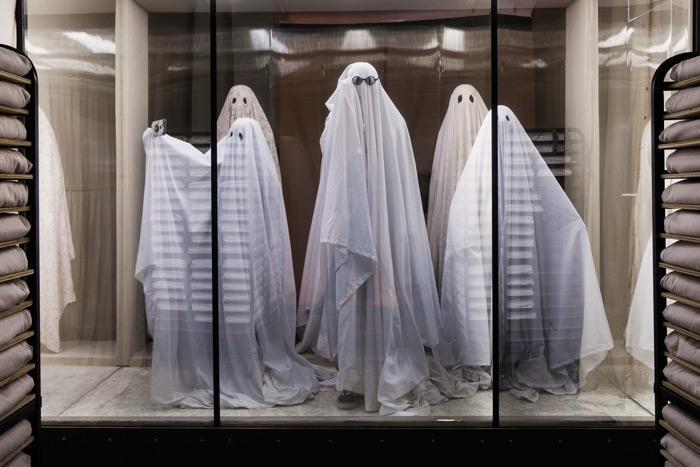 ghost booth